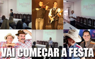 FestNatal 2012 começa no próximo sábado