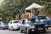 Festa dos Motoristas é encerrada com carreata