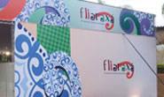 Festival Literário começa com grande estrutura