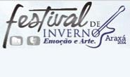 Começa o 3º Festival de Inverno de Araxá