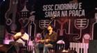 FestNatal Araxá recebe Sesc Chorinho e Samba na Praça