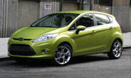 Ford faz recall do New Fiesta