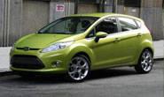 Ford faz recall do New Fiesta