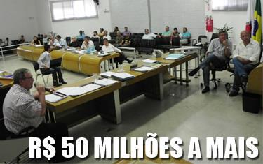 Orçamento 2012 prevê R$ 225 milhões em receitas