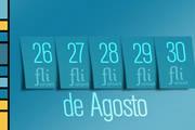 Fliaraxá 2015 conta com a presença de mais de 40 escritores em Araxá
