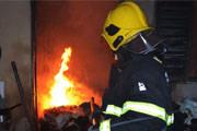 Ex-marido é suspeito de atear fogo em casa