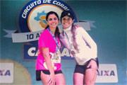 Atletas de Araxá conseguem bons resultados no Circuito de Corridas Caixa