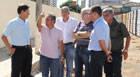 Ações para a obra de recuperação da rua Francelino Cardoso começaram nesta quarta