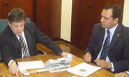 Frente Parlamentar da Cafeicultura se reúne com ministro