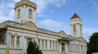 Ministra da Cultura libera recursos para FCCB e Igreja Matriz de São Domingos