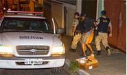 Polícia Militar procura suspeitos de tentativa de roubo em comércio