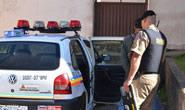 Cadeirante e russo são presos suspeitos de furto