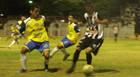 Ganso vira para cima do Santarritense em noite de oito gols