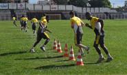 Araxá Esporte segue preparação para o Módulo II