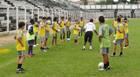 Justiça bloqueia recurso do projeto de formação esportiva do Araxá