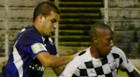Araxá perde amistoso com gol no finzinho