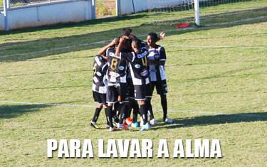 Araxá vence a primeira no Campeonato Brasileiro da Série D