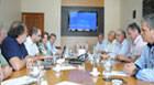 Grupo GDAE se reúne com arquiteto Gustavo Penna para falar sobre projetos em Araxá