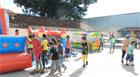 Escola Cidadã promove serviços e diversão no Santo Antônio