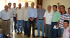 Aracely comunica asfaltamento de acesso ao Girassol Clube de Campo