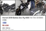 Falso anúncio de venda de moto na internet faz duas vítimas em menos de uma semana