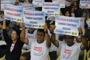 Sinplalto convoca servidores municipais para deflagrar greve geral da categoria
