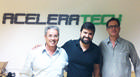 Desenvolvimento Econômico e Parcerias visita Feira do Empreendedor em SP
