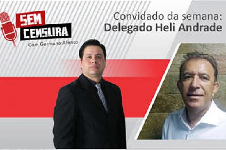 """Heli Andrade diz que a sua exoneração foi """"facada nas costas"""""""