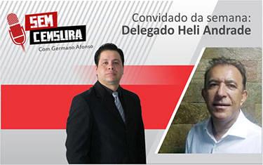 Heli Andrade diz que a sua exoneração foi