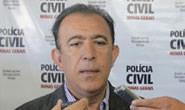 Heli Andrade não é mais o delegado regional de Araxá