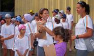 Natação infantil da Hidromania traz 30 medalhas