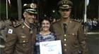 Aniversário da PM de Minas Gerais homenageia policiais e entidades de Araxá