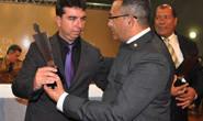 Hudson Fiuza é homenageado como policial destaque em MG