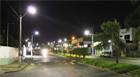 Setor Norte recebe manutenção na iluminação pública