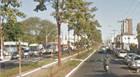 Pedestre é atropelado na avenida Imbiara