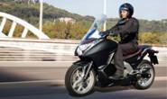 Moto? Scooter? Não, é o novo Honda Integra