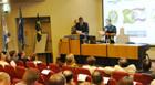 Missão de Araxá é recebida com honras de Estado em Israel