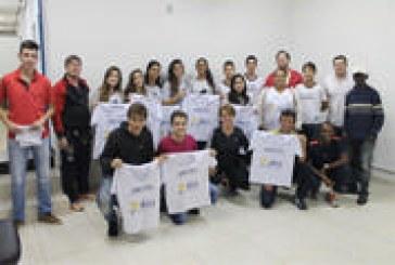 Cem atletas de Araxá participam da etapa microrregional dos Jemg