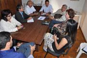 Jeová se reúne com diretorias da Acia, CDL e lojistas do Calçadão