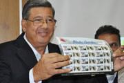 Prefeitura e Correios lançam selo comemorativo à revitalização central