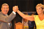 Prefeito Jeová e sua vice Edna são cassados novamente