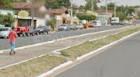 Motociclista atropela mulher na avenida João Paulo II