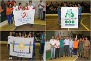 Mais de dois mil atletas participam dos Jogos Escolares