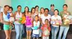 Jovens Cooperativistas da Capal inauguram projeto com ação solidária de Natal