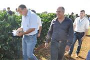 Secretário de Des. Rural participa de reunião para o lançamento do Plano da Safra 2015