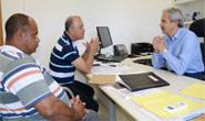 Juninho busca apoio da CBMM para manutenção dos campos do futebol amador
