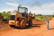 Secretaria destaca melhorias em estradas rurais