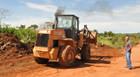 Limpeza das estradas rurais