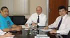 LAD viabiliza recursos na Secretaria de Estado de Esportes e da Juventude
