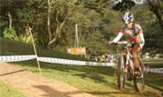 Larissa Paiva chega em quarto lugar na Copa dos Inconfidentes